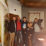 Federico Iannoni Sebastianini con Michele Bravi, Elodie Patrizi e Lele Esposito (1)