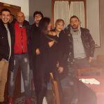 Federico Iannoni Sebastianini con Michele Bravi, Elodie Patrizi e Lele Esposito (2)