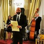 Federico Iannoni Sebastianini premiazione AEREC palazzo brancaccio (2)