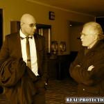 RPA Real Protection Agency Group - Federico Iannoni Sebastianini Ad Team Leader RPA Group con il Dott. Carpintieri Presidende AEREC (Accademia Europea per le Relazioni Economiche e Culturali)