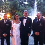 RPA Escort Service per il Principe del Montenegro