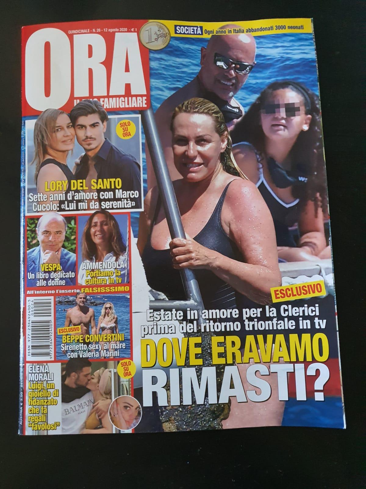 Intervista a #FedericoIannoniSebastianini su settimanale ORA (1)