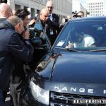 RPA REAL PROTECTION AGENCY GROUP - ESCORT SERVICE PER VIP FABRIZIO CORONA - AD TEAM LEADER FEDERICO IANNONI SEBASTIANINI  - ROMA SPOSA PALAZZO DEI CONGRESSI