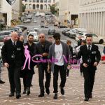 RPA REAL PROTECTION AGENCY GROUP ESCORT SERVICE PER VIP FABRIZIO CORONA AD TEAM LEADER FEDERICO IANNONI SEBASTIANINI   ROMA SPOSA PALAZZO DEI CONGRESSI