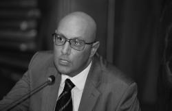 Relatore Sicurezza Montecitorio Sala delle Colonne