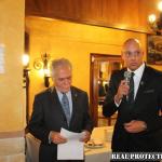Federico Iannoni Sebastianini - Ad Team Leader della RPA Real Protection Agency Group - Inaugurazione per l' Apertura ufficiale del presidio sanitario in Costa D' Avorio della - ONG Missione Futuro