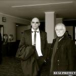 RPA Real Protection Agency Group - Federico Iannoni Sebastianini Ad Team Leader RPA Group con il Dott. Carpintieri Presidende AEREC (Accademia Europea per le Relazioni Economiche e (2)